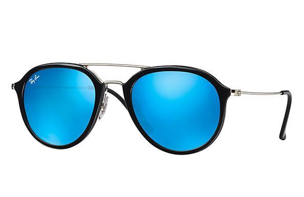 Ray-Ban 0RB4253-RB4253 Schwarz; Silber ROX_FRAME
