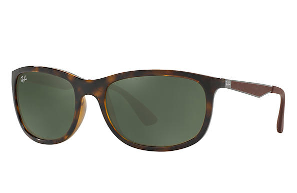 Ray-Ban 0RB4267-RB4267 Tortoise; Brown,Gunmetal ROX_FRAME