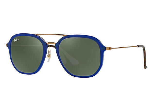 Ray-Ban 0RB4273-RB4273 Blue; Bronze-Copper ROX_FRAME