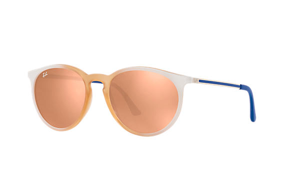 Ray-Ban  prescription sunglasses RB4274 UNISEX P003 rb4274 pink RX_8053672927177?roxLensPartNumber=Copper_Flash_SV