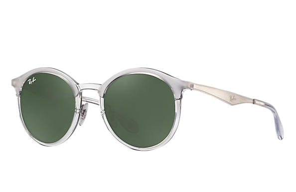 Ray-Ban 0RB4277-EMMA Transparent; Silver ROX_FRAME