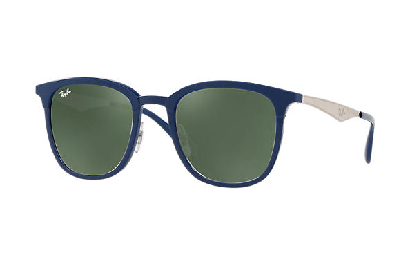 Ray-Ban 0RB4278-RB4278 Blue; Silver ROX_FRAME