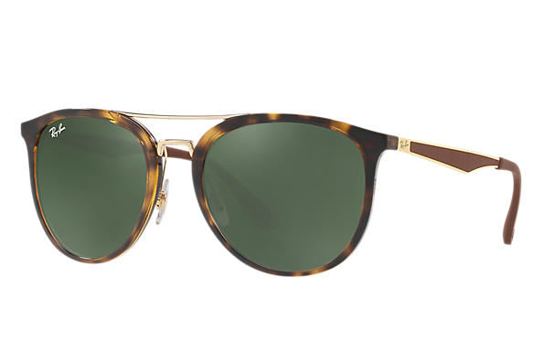 Ray-Ban 0RB4285-RB4285 Tortoise; Brown ROX_FRAME