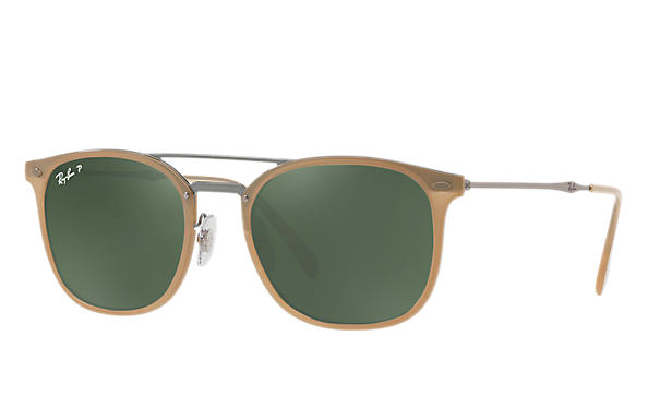 Ray-Ban 0RB4286-RB4286 Light Brown; Gunmetal ROX_FRAME