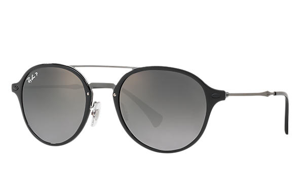 Ray-Ban 0RB4287-RB4287 Black; Gunmetal ROX_FRAME