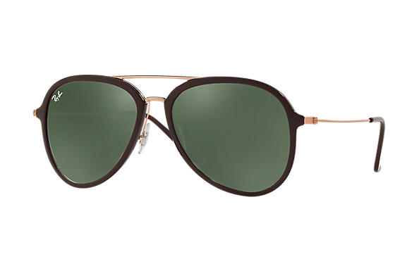 Ray-Ban 0RB4298-RB4298 Brown; Bronze-Copper ROX_FRAME