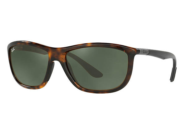 Ray-Ban 0RB8351-RB8351 Tortoise; Grey ROX_FRAME