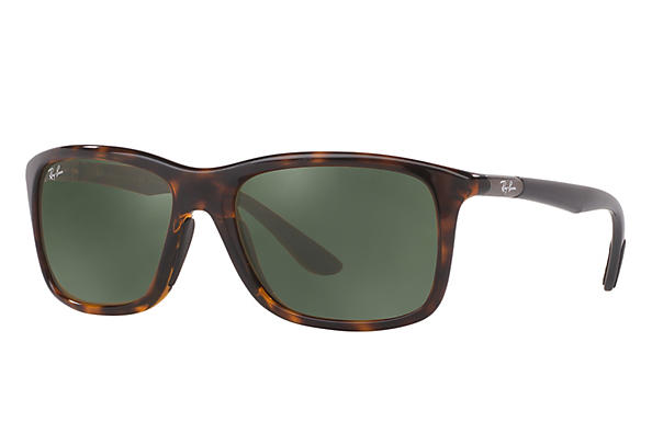 Ray-Ban 0RB8352-RB8352 Tortoise; Grey ROX_FRAME