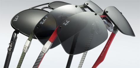 ray ban sonnenbrille carbon tech