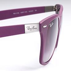 ray-ban tech wayfarer liteforce sunglasses