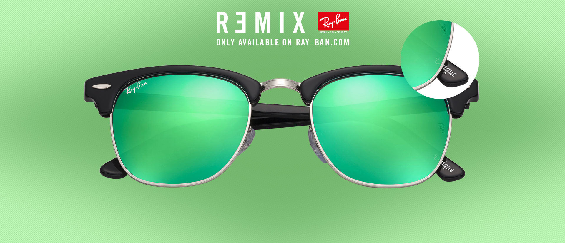 Ray-Ban customize