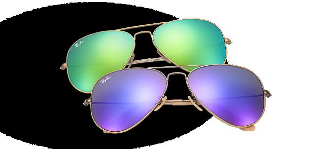 b83cb251ba Gafas de sol espejadas y lentes flash | Ray Ban® México