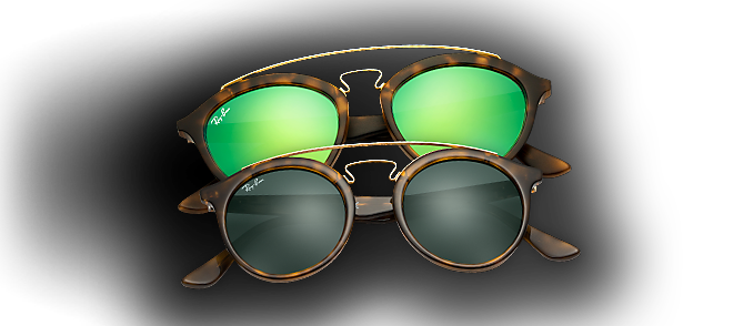 Ray-Ban Double Bridge Gatsby