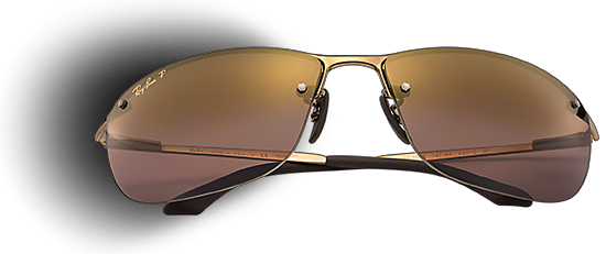 ray ban aviator tech sunglasses