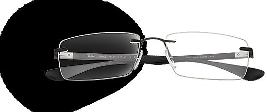 ray ban brillengestelle randlos