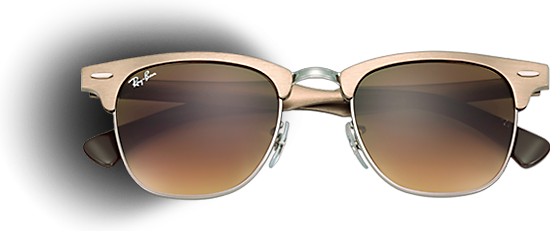 ray ban clubmaster zonnebril