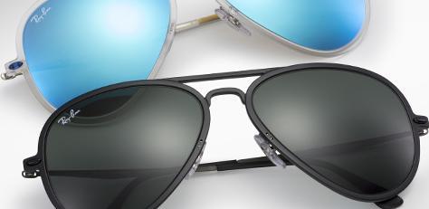 Ray-ban Aviator II Light Ray Sunglasses