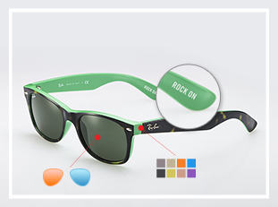 New Wayfarer Custom | Ray-ban Online Store