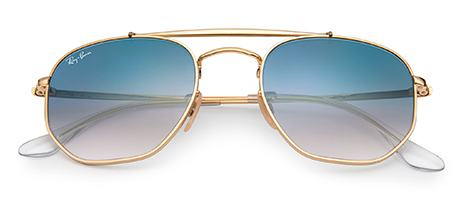 Customize Personalize Your Ray Ban Rb3648 Marshal Sunglasses Ray