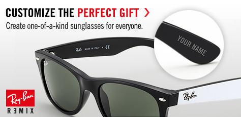 Ray-ban Remix Free Gift Wrapping