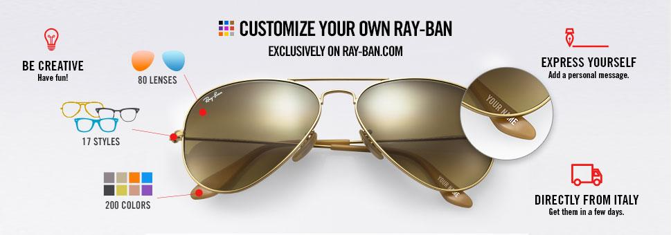 408f024161d Custom and Personalized Sunglasses