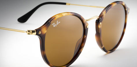 Ray-Ban RB2447F 1160 49-21 RB2447F RB2447F ラウンド